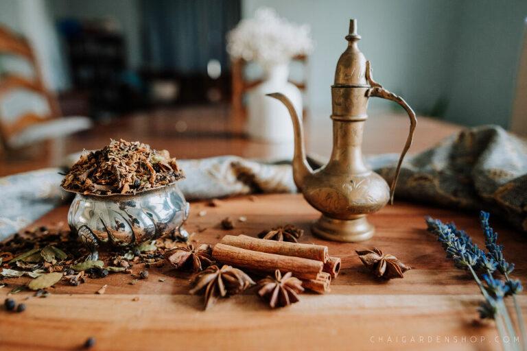 how to make authentic chai, organic chai, darjeeling chai, organi assam tea